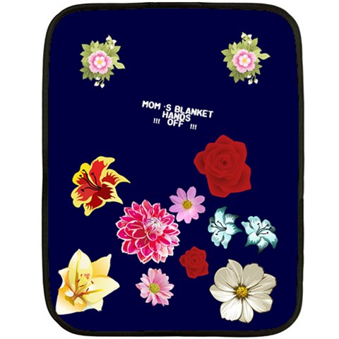 Moms Blanket By Mom Mucke   Fleece Blanket (mini)   Rfklt76k1jed   Www Artscow Com 35 x27 Blanket