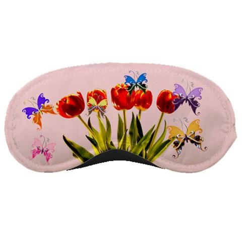 Spring Has Sprung By Alana   Sleeping Mask   Ggmo9cnp833o   Www Artscow Com Front