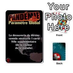 Pandémie   Menace Niveau 6 (v2) By Whisper   Playing Cards 54 Designs   Dxnl4z2w43bw   Www Artscow Com Front - Heart2