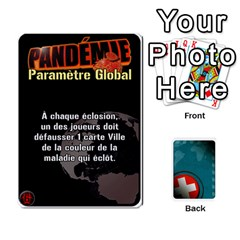 Pandémie   Menace Niveau 6 (v2) By Whisper   Playing Cards 54 Designs   Dxnl4z2w43bw   Www Artscow Com Front - Heart3