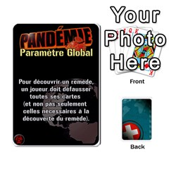 Pandémie   Menace Niveau 6 (v2) By Whisper   Playing Cards 54 Designs   Dxnl4z2w43bw   Www Artscow Com Front - Heart4