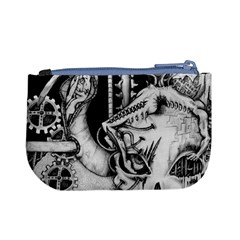 Dark Inner Workings By Chelsey Austin   Mini Coin Purse   0p54t9hbmk01   Www Artscow Com Back