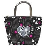Jack and Sally - Bucket Bag