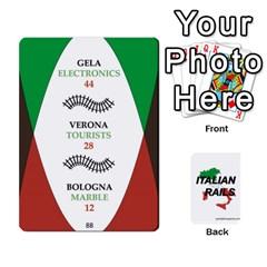 Ir55 108 By Spotlight Games   Playing Cards 54 Designs   V5ezc8mi2c56   Www Artscow Com Front - Diamond9