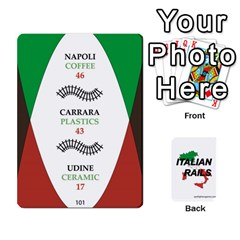 Ir55 108 By Spotlight Games   Playing Cards 54 Designs   V5ezc8mi2c56   Www Artscow Com Front - Club9