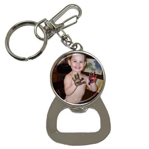 Jordans Keychain By Crystal Rawl   Bottle Opener Key Chain   1p2i8wjjlp91   Www Artscow Com Front
