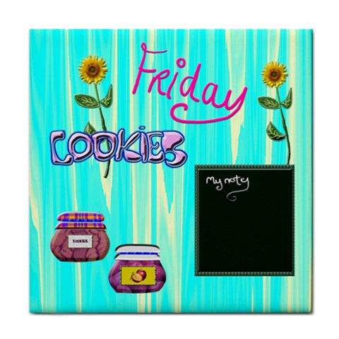 Friday By Lydia   Face Towel   Pz6y6fz5is6u   Www Artscow Com Front