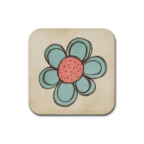 Ff01 By Thaneenard   Rubber Coaster (square)   16izjuk1g3zr   Www Artscow Com Front