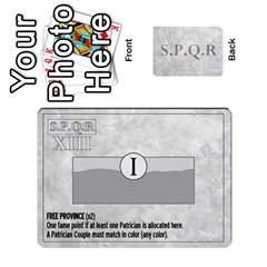 Alea Iacta Est By Eric Selander   Playing Cards 54 Designs   A9wf4oc3fcbe   Www Artscow Com Front - Spade2