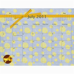 Photography Class Calendar By Nancy B   Wall Calendar 11  X 8 5  (12 Months)   1czl1jp54dej   Www Artscow Com Jul 2011