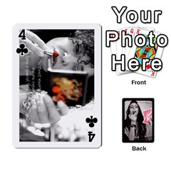 Playing Cards By Nena   Playing Cards 54 Designs   7njuwmh1503f   Www Artscow Com Front - Club4
