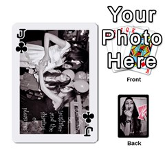 Jack Playing Cards By Nena   Playing Cards 54 Designs   7njuwmh1503f   Www Artscow Com Front - ClubJ