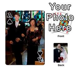 Ace Cards Done By Nancy   Playing Cards 54 Designs   Ktczj9uybrch   Www Artscow Com Front - SpadeA