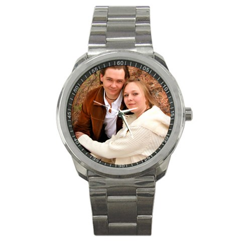 Caseywatch By Valeriemarie   Sport Metal Watch   Wn9kd0fhnjuw   Www Artscow Com Front