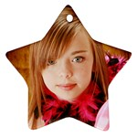 maddie - Ornament (Star)