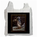Meerkat Bag - Recycle Bag (One Side)