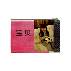 My Daughter s Pencil Case By Admin1   Cosmetic Bag (medium)   742mp8jfaoze   Www Artscow Com Back