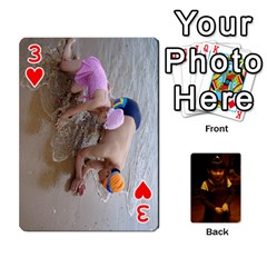 Real Poker By Admin1   Playing Cards 54 Designs   Gdwn8dx79bmc   Www Artscow Com Front - Heart3