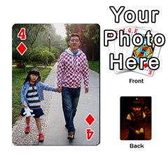 Real Poker By Admin1   Playing Cards 54 Designs   Gdwn8dx79bmc   Www Artscow Com Front - Diamond4