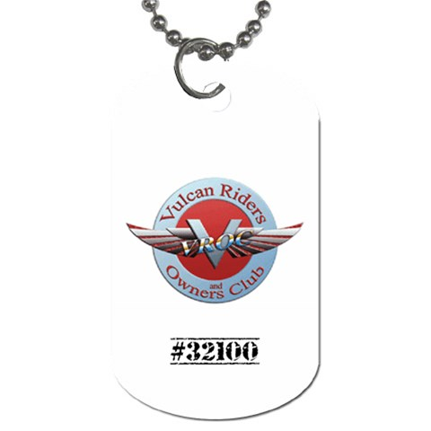 By Ken Heili   Dog Tag (one Side)   O4bokevqsidu   Www Artscow Com Front