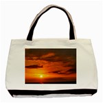 Sunset Tote - Basic Tote Bag (Two Sides)