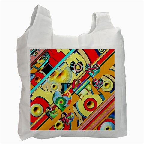 Bolssa By Lydia   Recycle Bag (one Side)   2n9vl7kxatso   Www Artscow Com Front