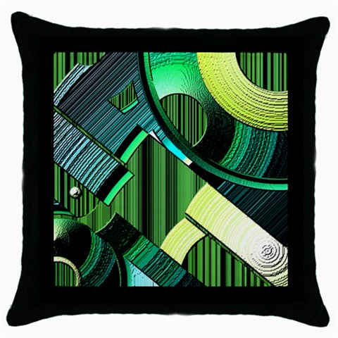 Cojin1 By Lydia   Throw Pillow Case (black)   Rmd51sr9ccyz   Www Artscow Com Front
