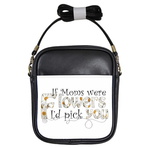 Mom Mothers Day Mini Bag By Catvinnat   Girls Sling Bag   0xx31u0myifp   Www Artscow Com Front