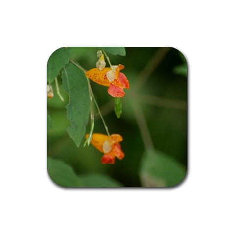 Coasters By Crystal Rawl   Rubber Coaster (square)   J7kuodiqtmj5   Www Artscow Com Front