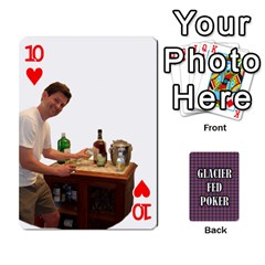 Lake 2010 By Brion   Playing Cards 54 Designs   Fyhlqu5jredx   Www Artscow Com Front - Heart10