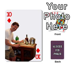 Lake 2010 By Brion   Playing Cards 54 Designs   Fyhlqu5jredx   Www Artscow Com Front - Diamond10