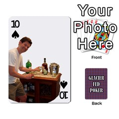 Lake 2010 By Brion   Playing Cards 54 Designs   Fyhlqu5jredx   Www Artscow Com Front - Spade10