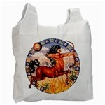 Sagittarius reclycle bag - Recycle Bag (One Side)