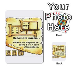 El Grande Cartes Actions En Francais By Plastic77   Multi Purpose Cards (rectangle)   Flvmm9alswjy   Www Artscow Com Front 30