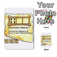 El Grande Cartes Actions En Francais By Plastic77   Multi Purpose Cards (rectangle)   Flvmm9alswjy   Www Artscow Com Front 31