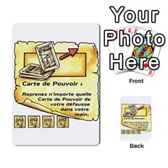 El Grande Cartes Actions En Francais By Plastic77   Multi Purpose Cards (rectangle)   Flvmm9alswjy   Www Artscow Com Front 34