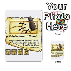 El Grande Cartes Actions En Francais By Plastic77   Multi Purpose Cards (rectangle)   Flvmm9alswjy   Www Artscow Com Front 40