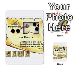 El Grande Cartes Actions En Francais By Plastic77   Multi Purpose Cards (rectangle)   Flvmm9alswjy   Www Artscow Com Front 43