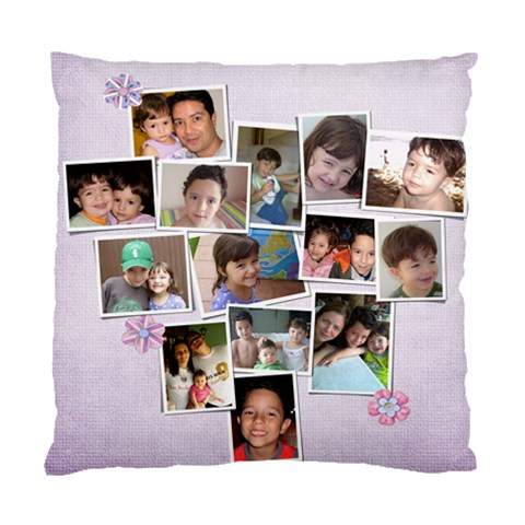 By Priscilla   Standard Cushion Case (one Side)   Hqhery12smll   Www Artscow Com Front