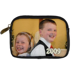 Nathan & Kiara Camera Case By Catvinnat   Digital Camera Leather Case   N8oppzie71zd   Www Artscow Com Front