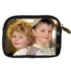 Nathan & Kiara Camera Case By Catvinnat   Digital Camera Leather Case   N8oppzie71zd   Www Artscow Com Back