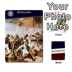 Battle2 By Esteban Fernandez   Playing Cards 54 Designs   Q07xp2z56ria   Www Artscow Com Front - Spade2