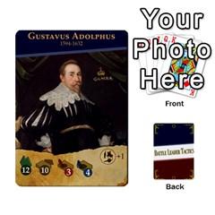 Battle2 By Esteban Fernandez   Playing Cards 54 Designs   Q07xp2z56ria   Www Artscow Com Front - Heart7