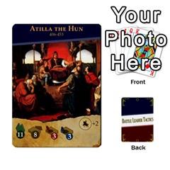 Battle2 By Esteban Fernandez   Playing Cards 54 Designs   Q07xp2z56ria   Www Artscow Com Front - Heart9