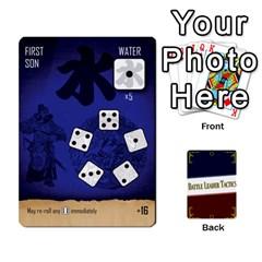 Ace Battle2 By Esteban Fernandez   Playing Cards 54 Designs   Q07xp2z56ria   Www Artscow Com Front - DiamondA