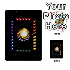 Constellations By Jack Reda   Multi Purpose Cards (rectangle)   3vdrcgmf0z70   Www Artscow Com Front 5