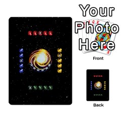 Constellations By Jack Reda   Multi Purpose Cards (rectangle)   3vdrcgmf0z70   Www Artscow Com Front 44
