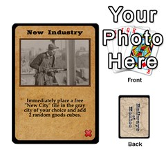 Ace Railways Of Mexico By Jason Spears   Playing Cards 54 Designs   Ul32pendiio5   Www Artscow Com Front - DiamondA