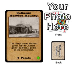 Railways Of Mexico By Jason Spears   Playing Cards 54 Designs   Ul32pendiio5   Www Artscow Com Front - Spade10