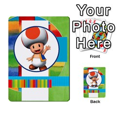 Boys Abc Cards ,flash And Memory Game  By Brookieadkins Yahoo Com   Multi Purpose Cards (rectangle)   Yc23agrgdra9   Www Artscow Com Back 23